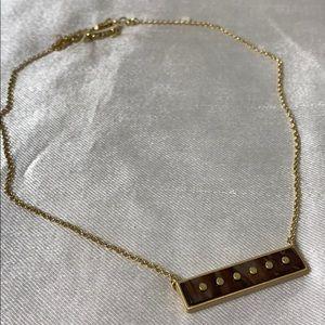 New symbolic stone necklace